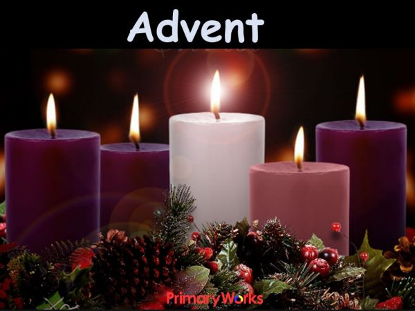 advent for ks1 primary assembly or re lesson advent
