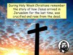 Celebrating Easter – KS2 Assembly