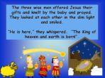 Christmas Story – KS1 & KS2