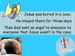 Easter Story – Assembly – KS1