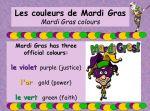 Mardis Gras – Primary Assembly