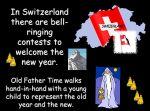 New Year Customs around the World 2021