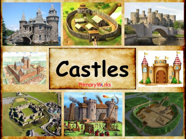 Image result for castles topic