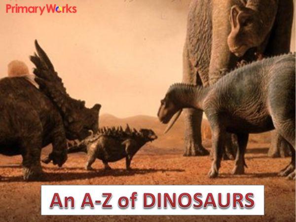 Type Of Dinosaurs