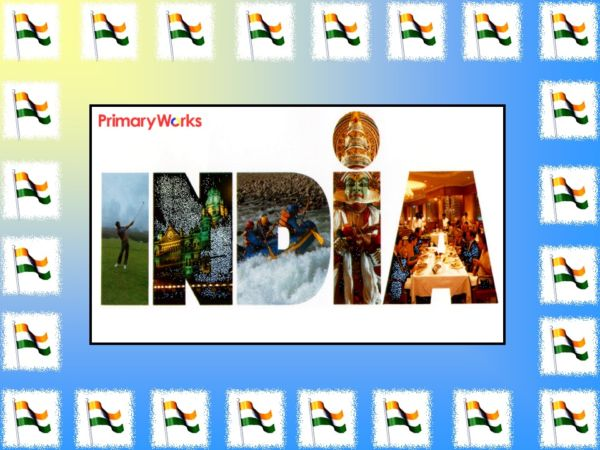 India Powerpoint For Teaching Ks2 Or Ks1 India Geography Unit Primary School Children Ks2