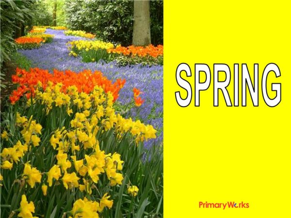 Download Assembly For Children Spring For Ks1 And Ks2 Powerpoint For
