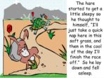 Aesop's Fables – The Hare and the Tortoise