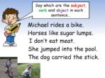 Making Sense – Clauses and Punctuation