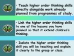 What is Bloom's Taxonomy?
