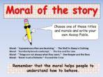 Aesop the Story Teller