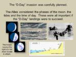 D-Day Landings – 75th Anniversary