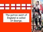 Saints' Days &  Union Jack