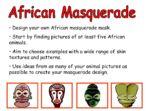 African Masquerade – Clay Masks