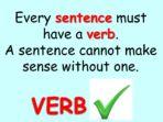Verbs – What is a Verb?