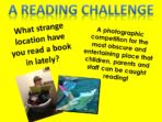 Extreme Reading Competition