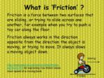 Friction Pack