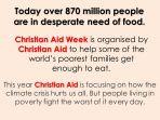 Christian Aid Week – Free Resource