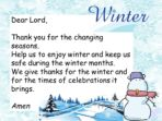 Winter and its Festivals