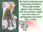 Similes With Mr Gum!