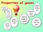 Gases – Quiz