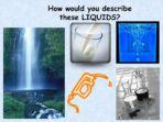 Liquid – Quiz