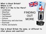 British Values KS2