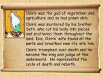 Ancient Egyptian Gods & Godesses