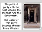 What is a Prime Minister?
