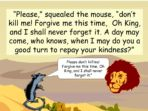Aesop's Fables – The Lion and the Mouse