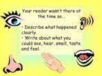 Writing A Diary (2)