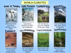 Weather and Climate Pack