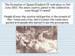 Celebrate the Queen's Diamond Jubilee