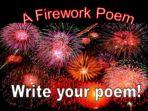 Firework Poems