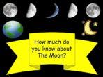 Moon – Quiz