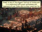 Diwali – Festival of Light