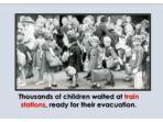 School Children in WW 11