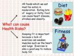 Health Risks Quiz