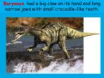 Dinosaurs – The Meat Eaters