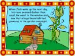 Traditional Tale – Jack & the Beanstalk