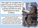 Patron Saint of Ireland – St Patrick's Day