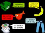 Colours – French