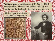 William morris primary homework help