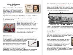 Autobiography PowerPoints and biography PowerPoints and resources to