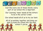 Beginning Our New School year – KS1 & KS2 Assembly