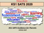 SATs KS1 and KS2 2020 Information Pack for Parents