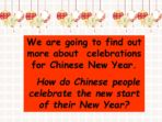 Chinese New Year – Year of the Ox 2021
