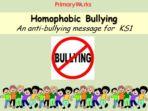 PSHE Anti Bullying Bundle sale