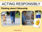 Citizenship – Bundle sale