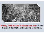 School Children in WW2 and Quizzes