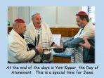 Rosh Hashanah: The Jewish New Year